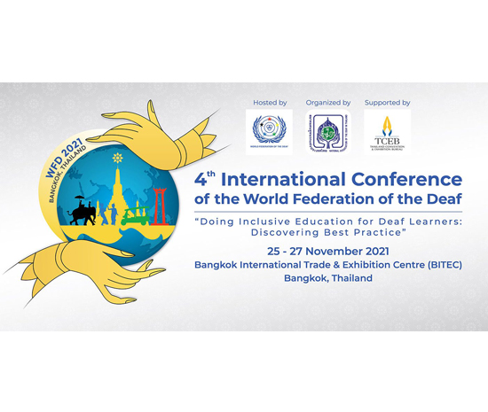 4th International Conference of World Federation of the Deaf